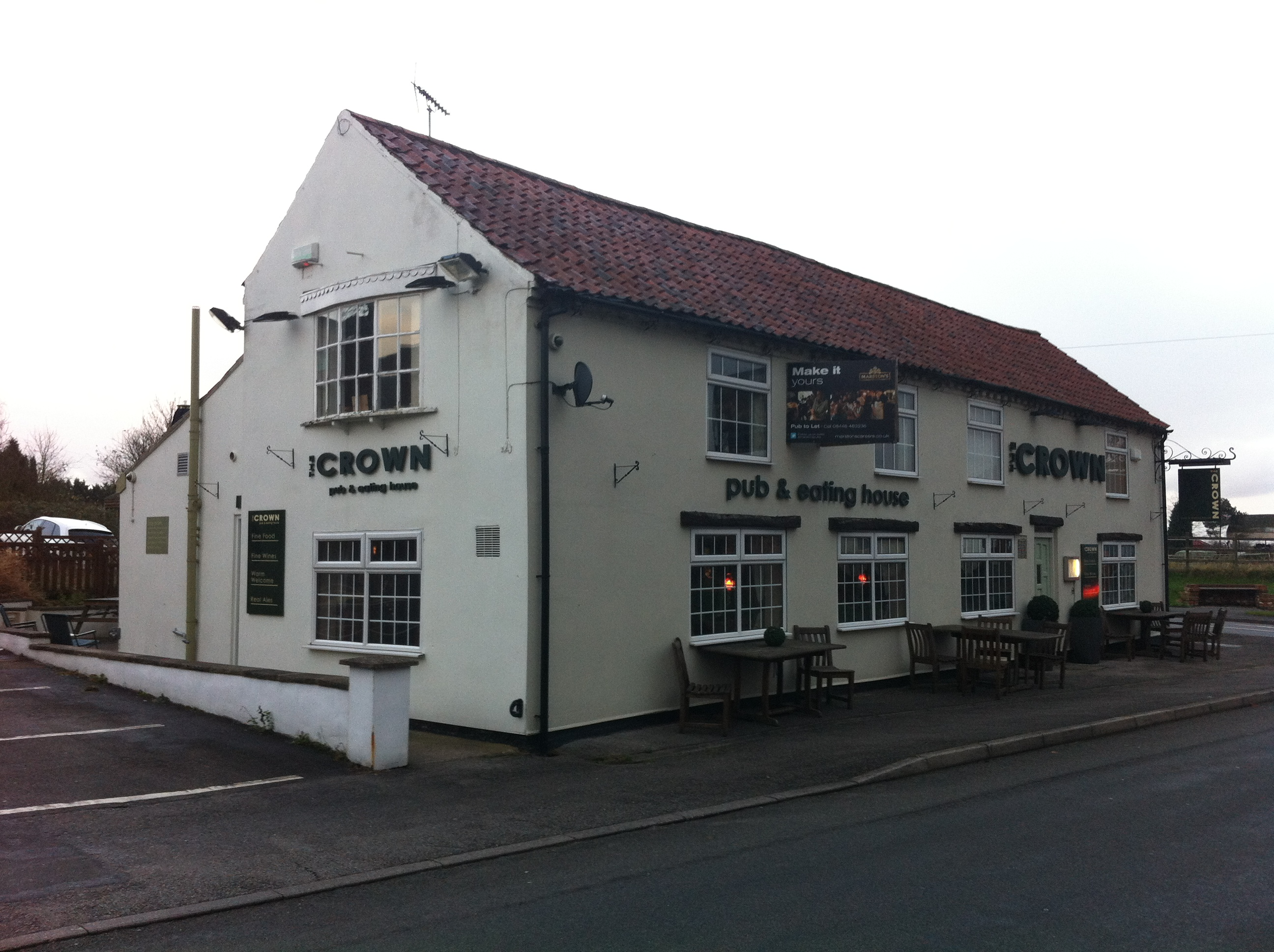 The Crown, High Street, NEWARK, Nottinghamshire