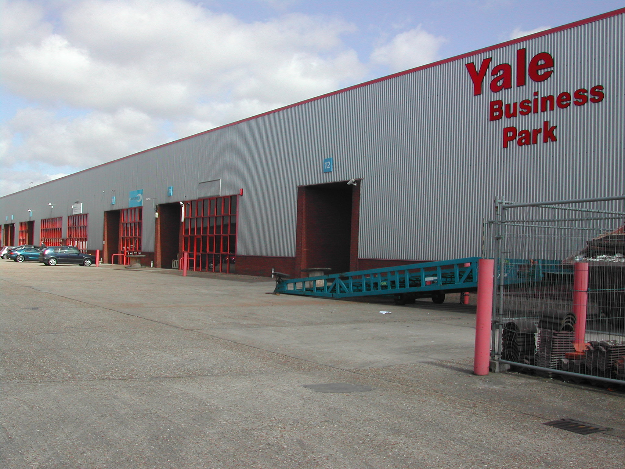 Unit 4 Yale Business Park, Bluestem Road, IPSWICH, Suffolk