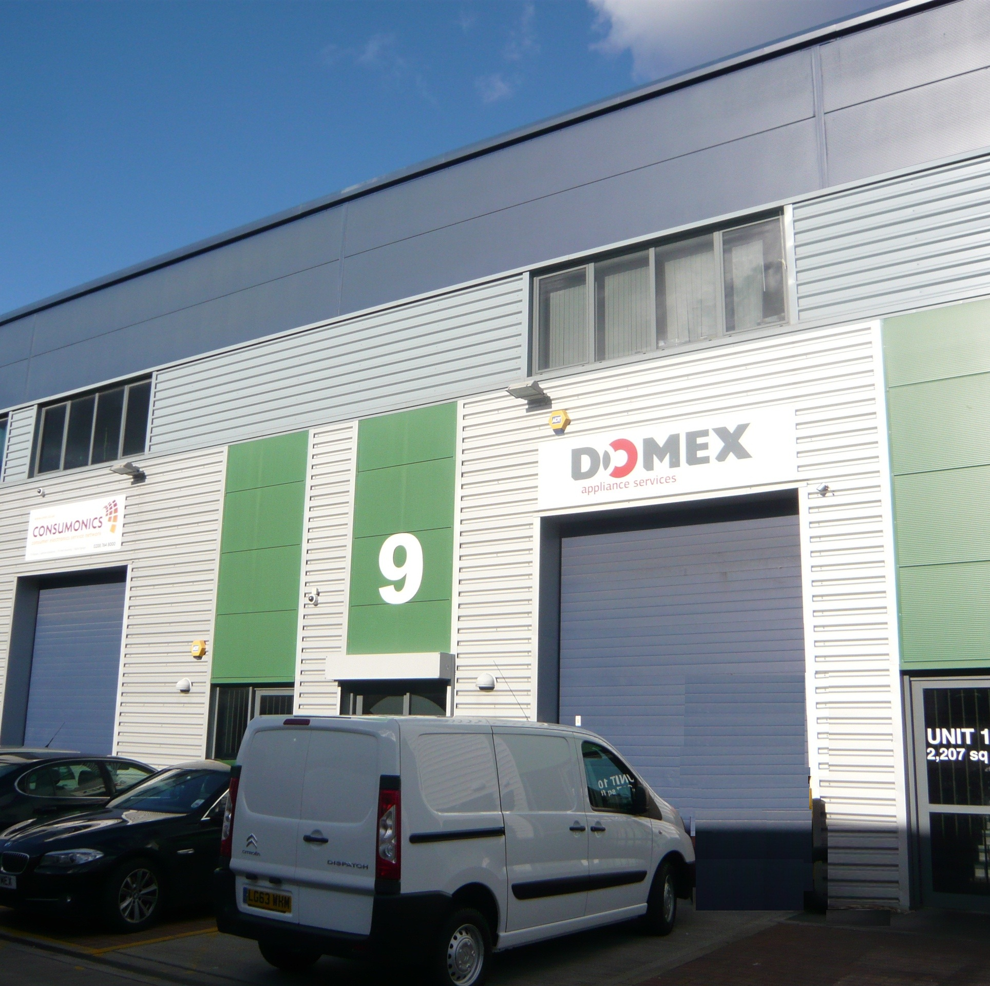 Property Under Offer Unit 9, Vale Industrial Park, Rowan