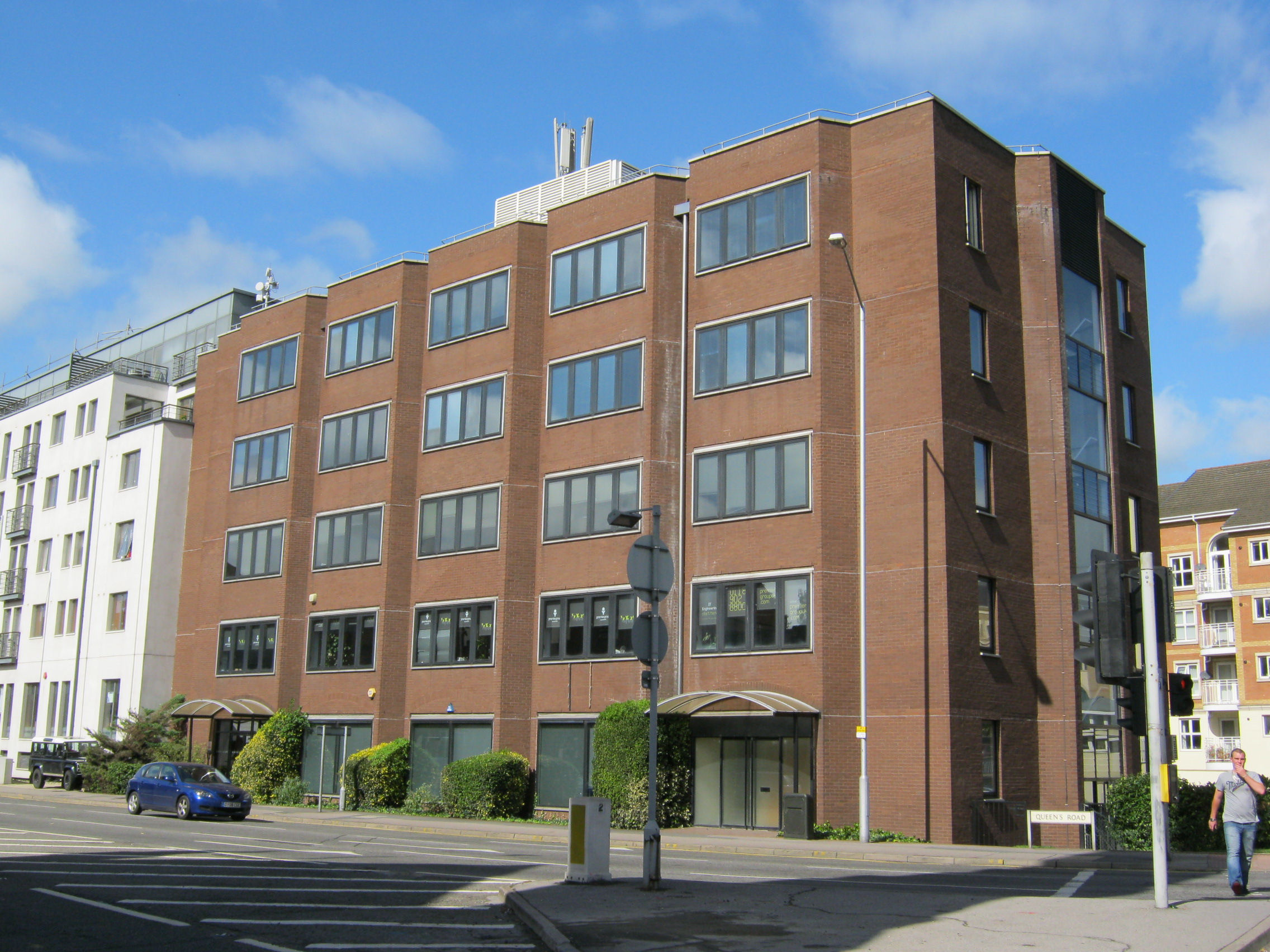 Property To Let Ground Floor Clarendon House Queens Road